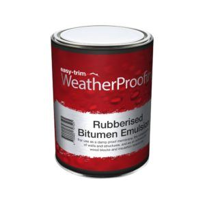 Rubberised Bitumen Emulsion