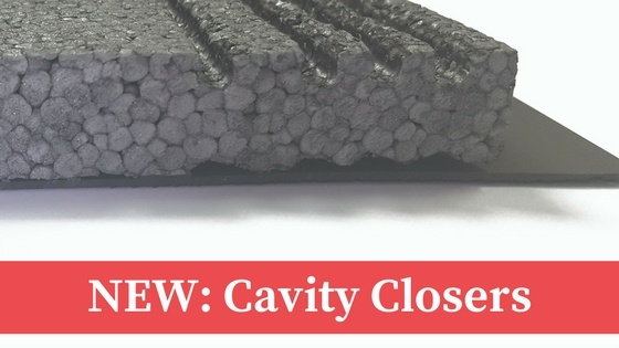 Easy-Trim Bridge the Gap with Cavity Closers