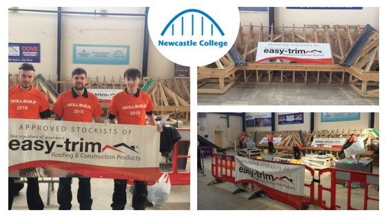 Easy-Trim Assist By Supply of Products to Newcastle College