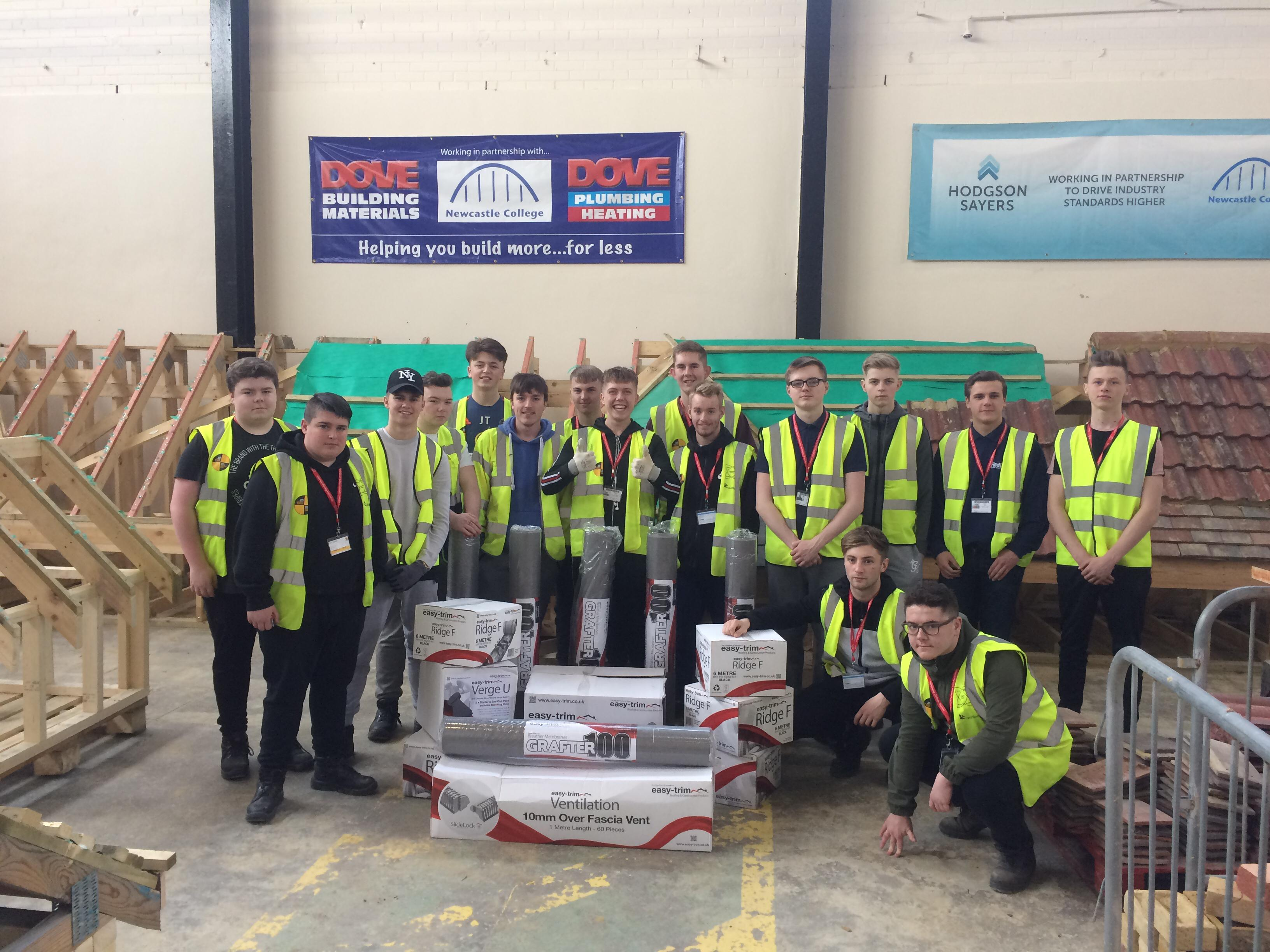 Our Investment In The Future Supporting Apprenticeships