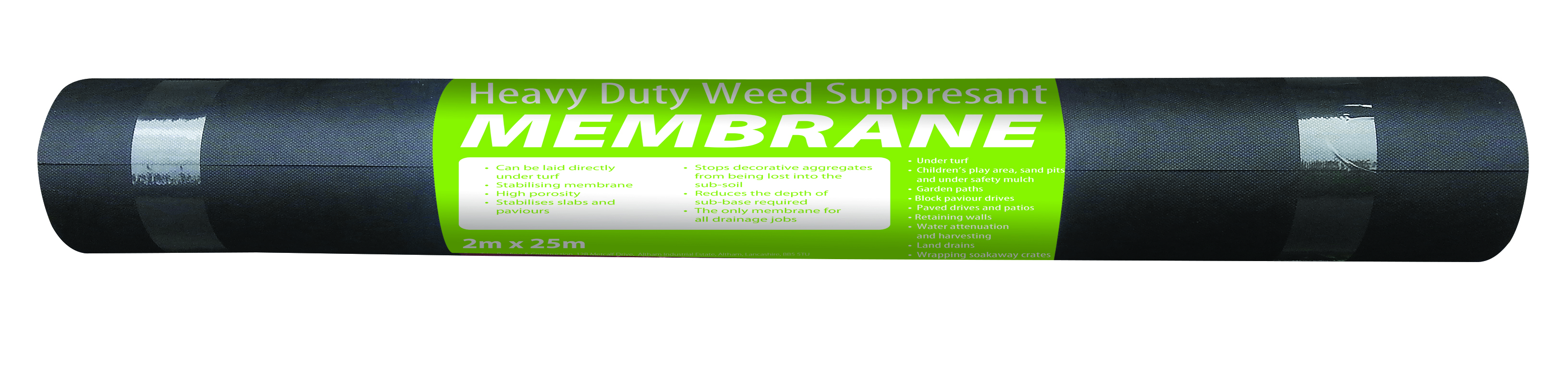 Weed Suppressant Membrane