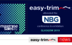 Easy-trim at the 2019 NBG Exhibition
